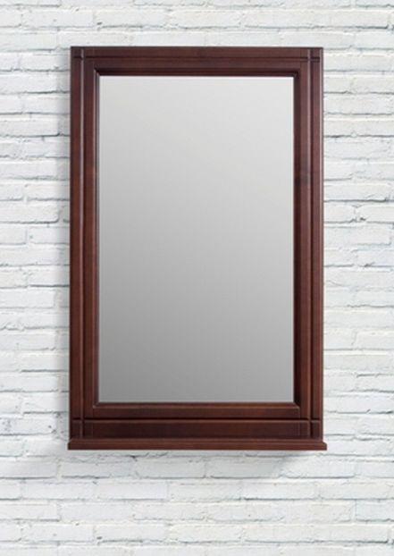 Зеркало Della Mia 60 см DE022060115, антикварный орех