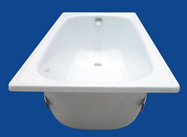 Стальная ванна ESTAP Classic 150х71 см