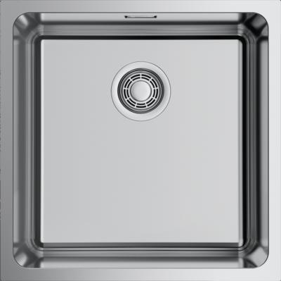 Мойка кухонная Omoikiri Tadzava 44-U-IN Quadro нержавеющая сталь/нержавеющая сталь 4993509