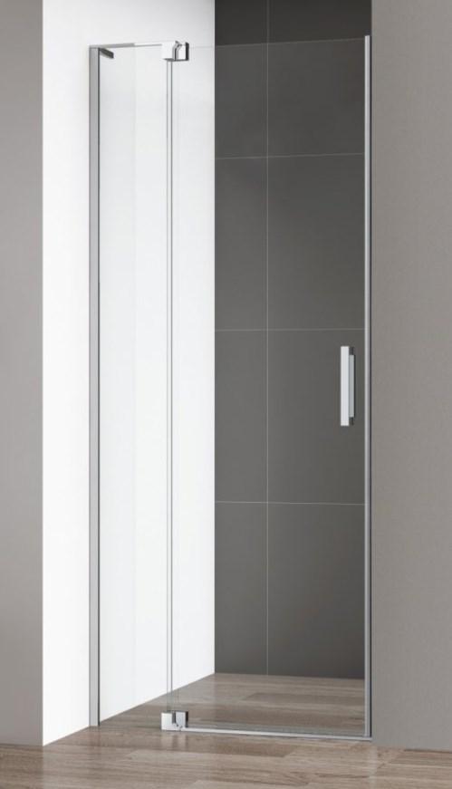 Душевая дверь Cezares Slider-B-1-90/100-C-Cr