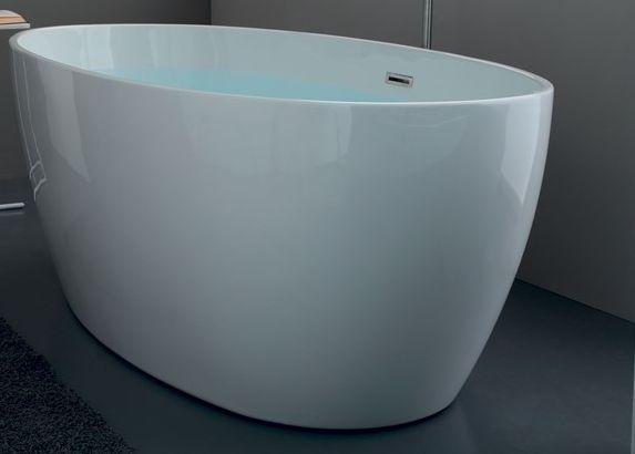 Ванна акриловая Kerasan Flo 170*82 см 742901