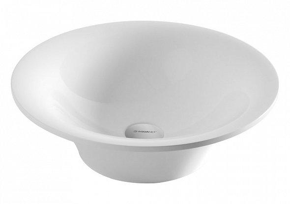Раковина Aquanet Entice V31 198990, 60*38*13.5 см накладная, цвет белый матовый