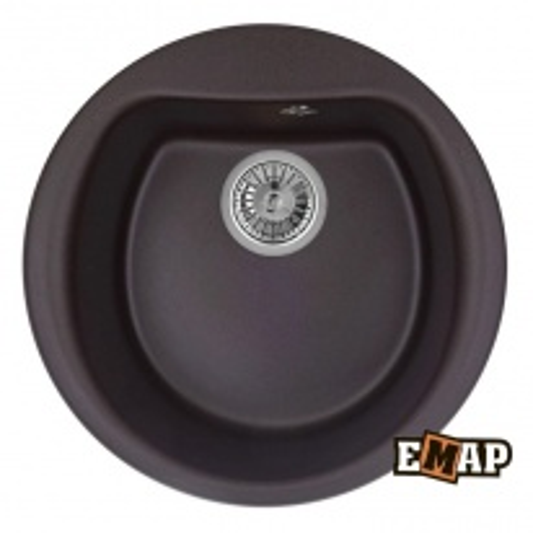 Мойка кухонная Емар ЕМ-5101, эспрессо