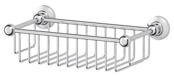 Полочка-решетка 3SC Stilmar STI 007 31 см, хром