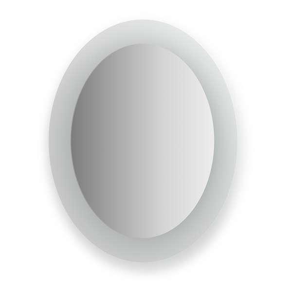 Зеркало со шлифованной кромкой Evoform Fashion BY 0405 50х60 см