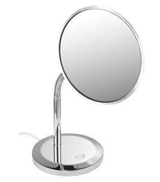 Зеркало Keuco Kosmetikspiegel 17677 019000 20.7 см косметическое, настольное