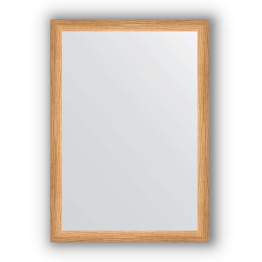 Зеркало в багетной раме Evoform Definite BY 0629 50 x 70см, клен