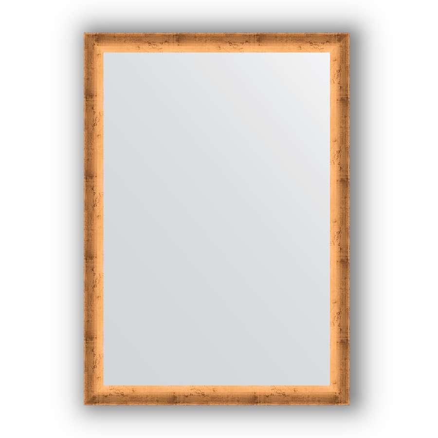 Зеркало в багетной раме Evoform Definite BY 0630 50 x 70см, красная бронза