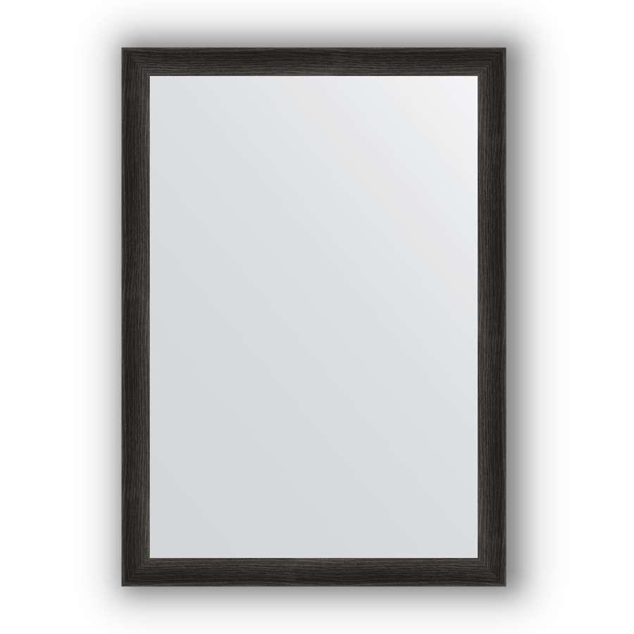Зеркало в багетной раме Evoform Definite BY 0631 50 x 70см, черный дуб