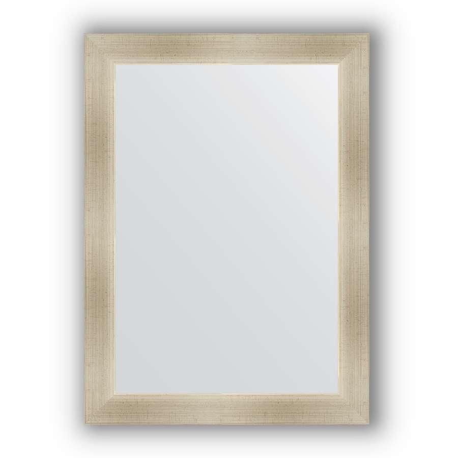 Зеркало в багетной раме Evoform Definite BY 0632 54 x 74см, травленное серебро