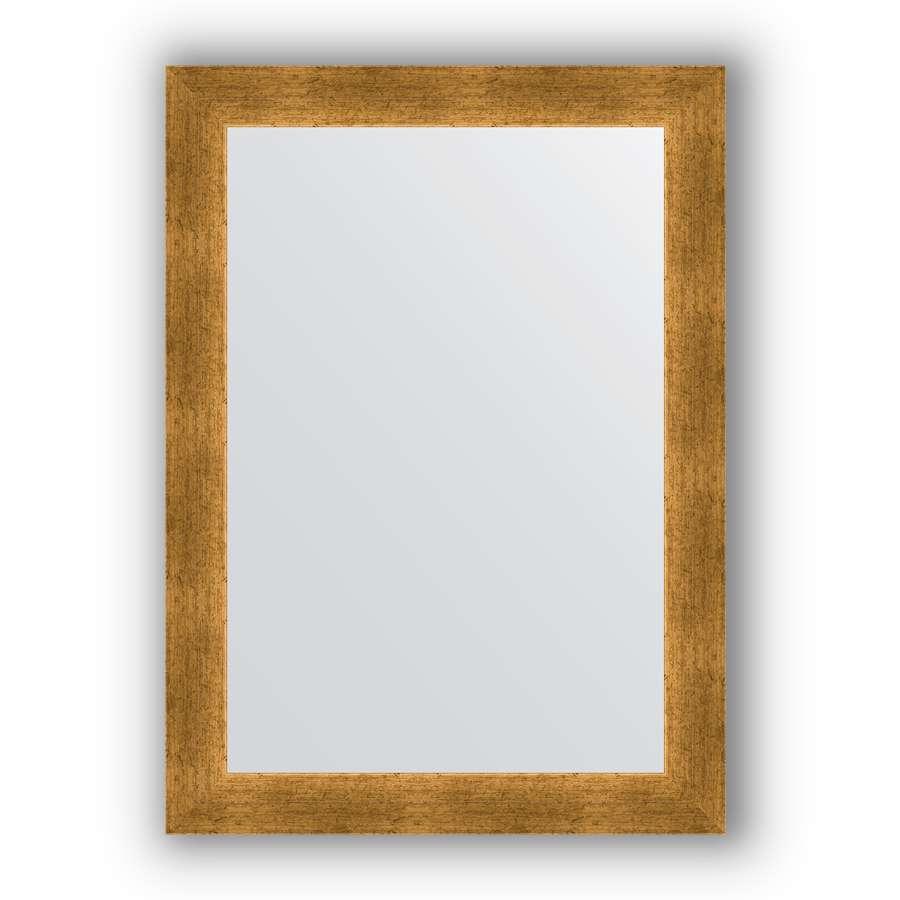 Зеркало в багетной раме Evoform Definite BY 0633 54 x 74см, травленное золото