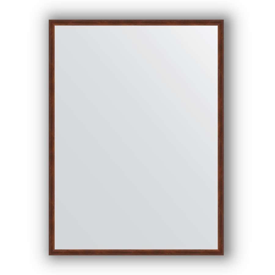 Зеркало в багетной раме Evoform Definite BY 0637 58 x 78см, орех