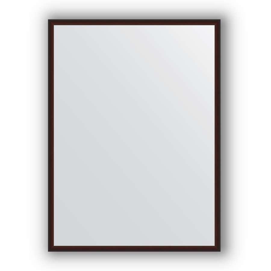 Зеркало в багетной раме Evoform Definite BY 0638 58 x 78см, махагон
