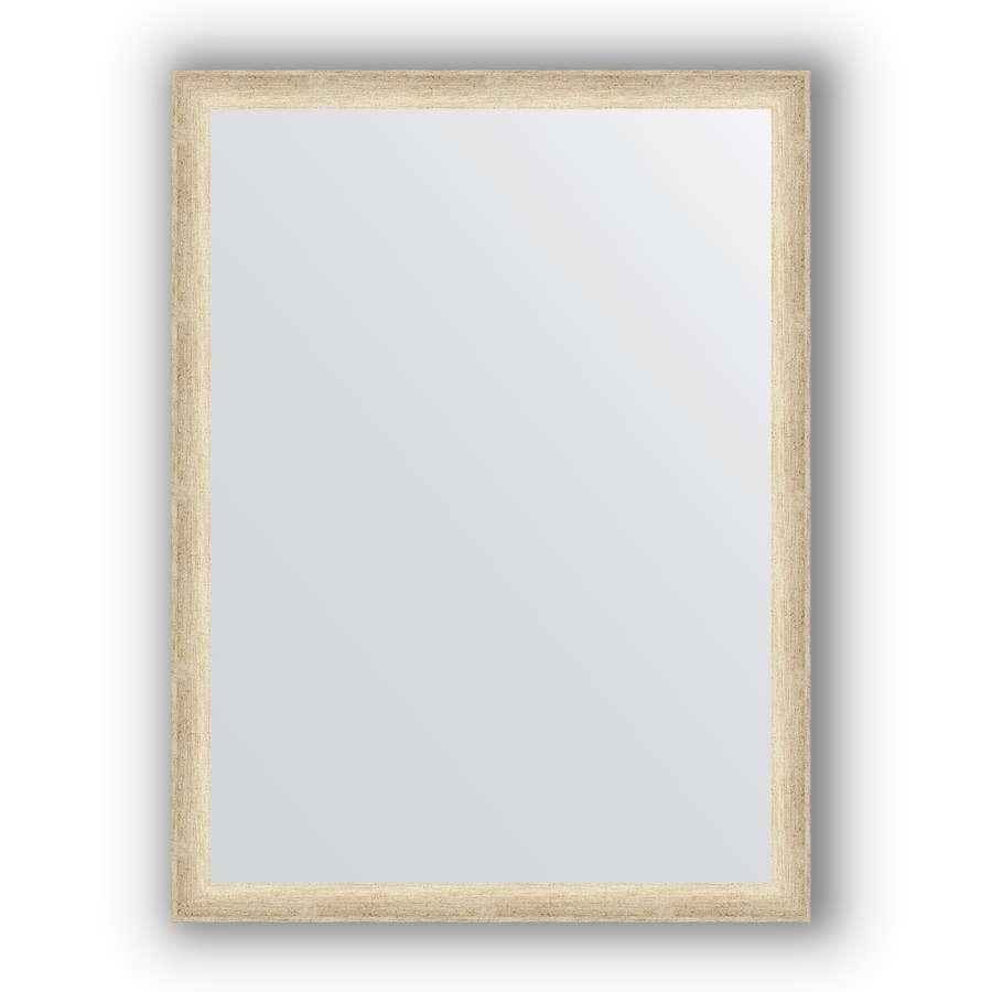 Зеркало в багетной раме Evoform Definite BY 0644 60 x 80см, состаренное серебро