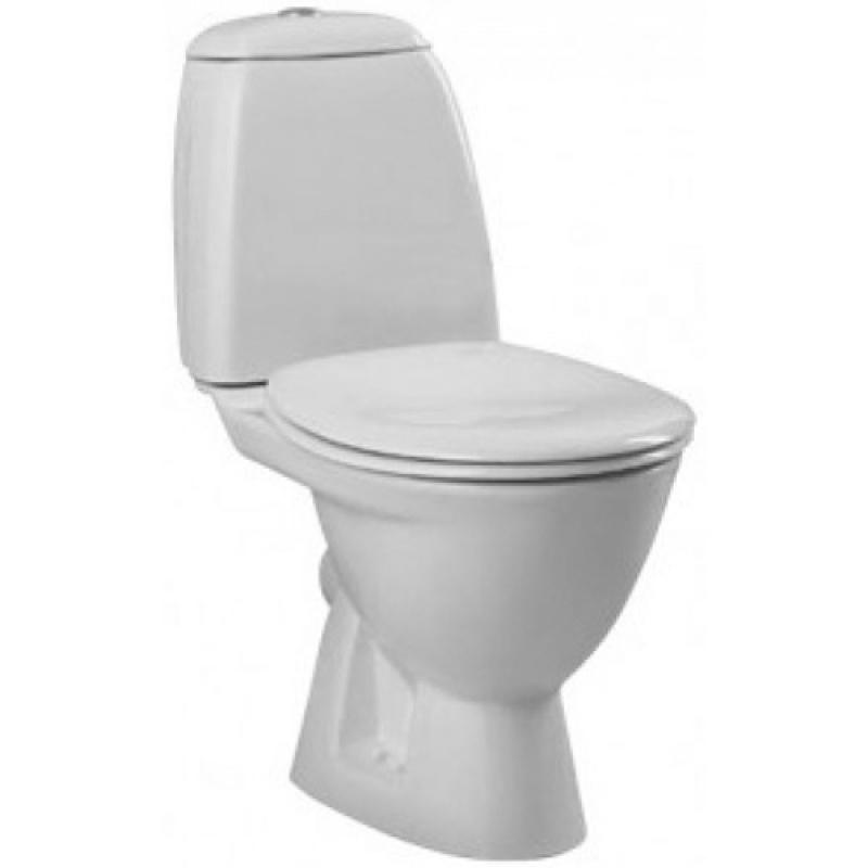 Унитаз Vitra Grand 9763B003-0237 напольный с бачком и сиденьем
