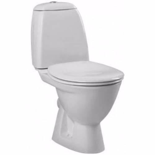 Унитаз Vitra Grand 9764B003-7200 напольный с бачком и сиденьем Soft Close