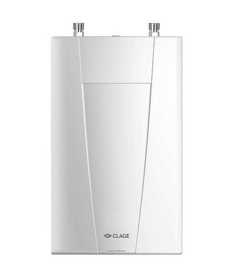Водонагреватель Clage CDX 7-U, 7 кВт, проточный, трехфазный