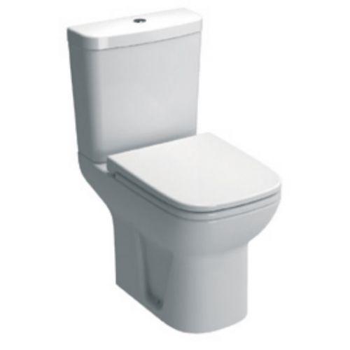 Унитаз Vitra S20 9819B003-7201 напольный с бачком, с крышкой-сиденьем Soft Close