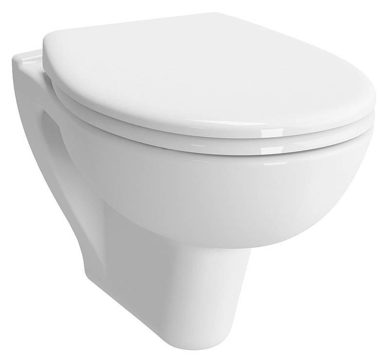 Унитаз Vitra S20 7741B003-6079 подвесной, VitrA Flush, с крышкой-сиденьем Soft Close