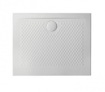 Поддон ArtCeram Texture 90 х 70 х 5,5 см, PDR017 01; 00, прямоугольный, цвет - белый глянцевый