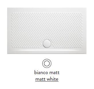 Поддон ArtCeram Texture 90 х 70 х 5,5 см, PDR017 05; 00, прямоугольный, цвет - белый матовый