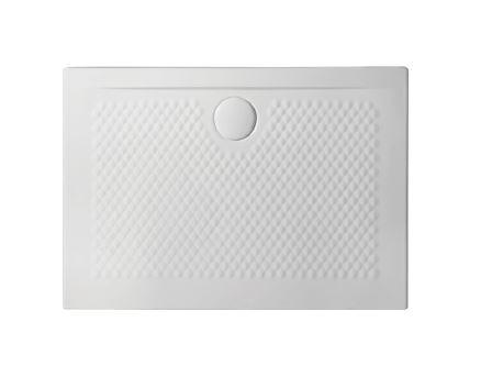 Поддон ArtCeram Texture 100 х 70 х 5,5 см, PDR018 01; 00, прямоугольный, цвет - белый глянцевый
