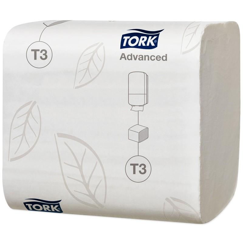 Туалетная бумага Tork Advanced 114271 T3, блок: 36 уп. по 242 шт