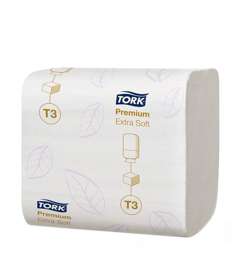 Туалетная бумага Tork Premium 114276 T3, блок: 30 уп. по 252 шт
