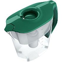 Фильтр-кувшин Prio Новая вода Gold H332, зеленый