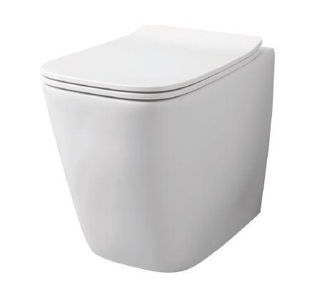 Унитаз ArtCeram A16 ASV002 01; 00, приставной, цвет - белый глянцевый