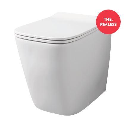 Унитаз ArtCeram A16 ASV004 01; 00, приставной, безободковый, цвет - белый глянцевый