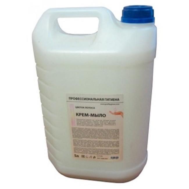 Жидкое мыло Ksitex Белый лотос крем-мыло