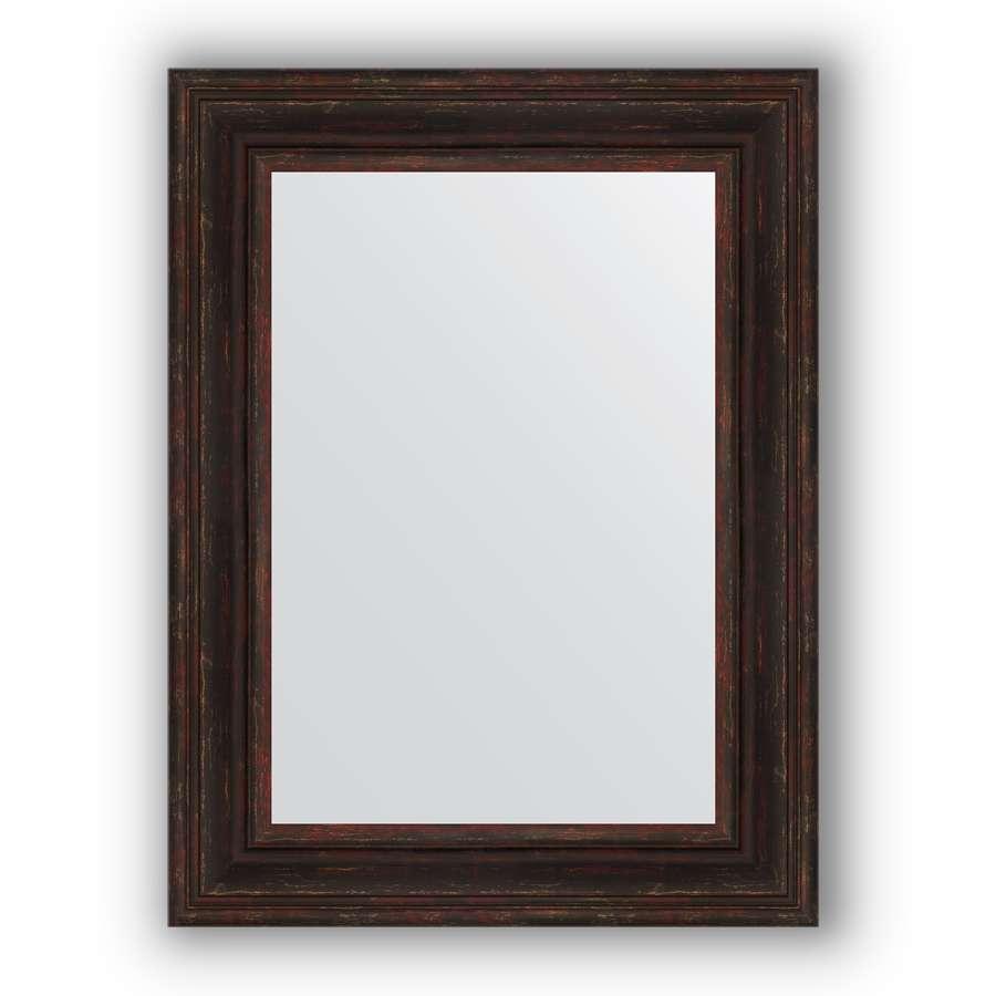 Зеркало в багетной раме Evoform Definite BY 3062 62 x 82 см, темный прованс