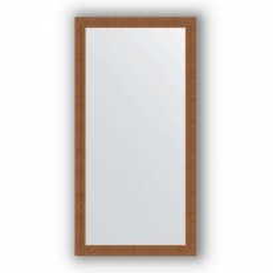 Зеркало в багетной раме Evoform Definite BY 3067 51 x 101 см, мозаика медь