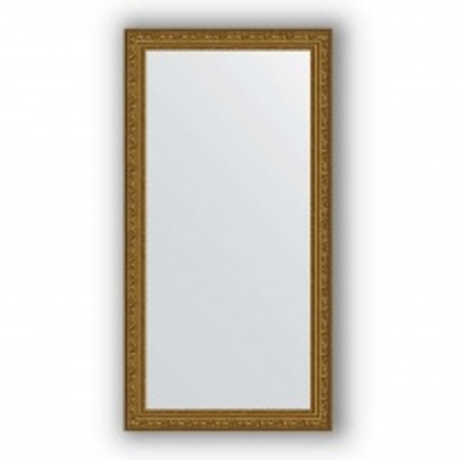 Зеркало в багетной раме Evoform Definite BY 3071 54 x 104 см, виньетка состаренное золото