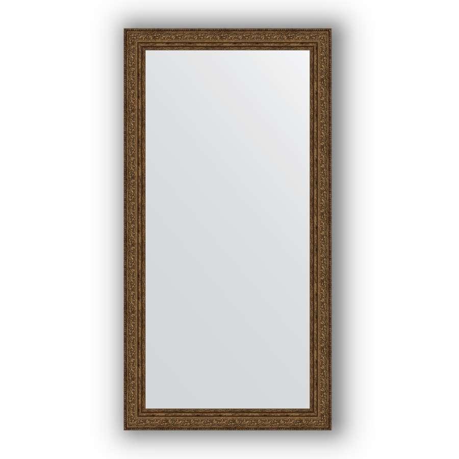 Зеркало в багетной раме Evoform Definite BY 3073 54 x 104 см, виньетка состаренная бронза