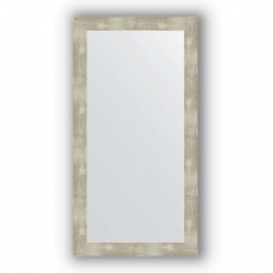 Зеркало в багетной раме Evoform Definite BY 3076 54 x 104 см, алюминий