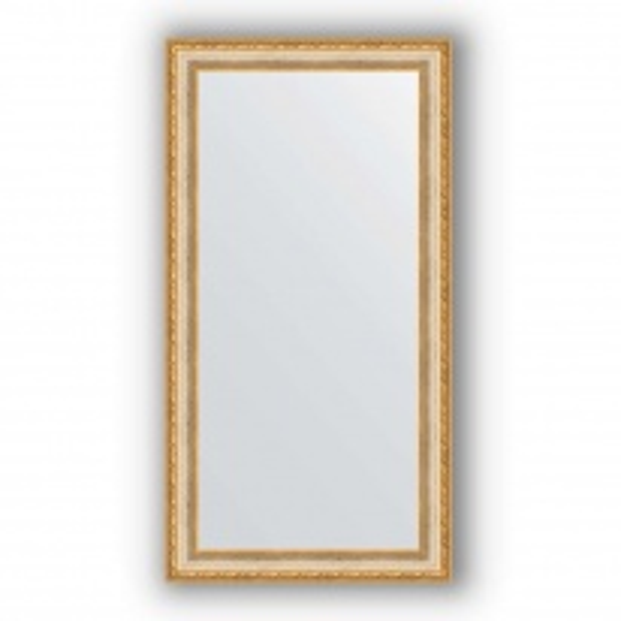 Зеркало в багетной раме Evoform Definite BY 3077 55 x 105 см, версаль кракелюр
