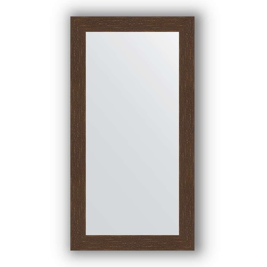 Зеркало в багетной раме Evoform Definite BY 3081 56 x 106 см, мозаика античная медь