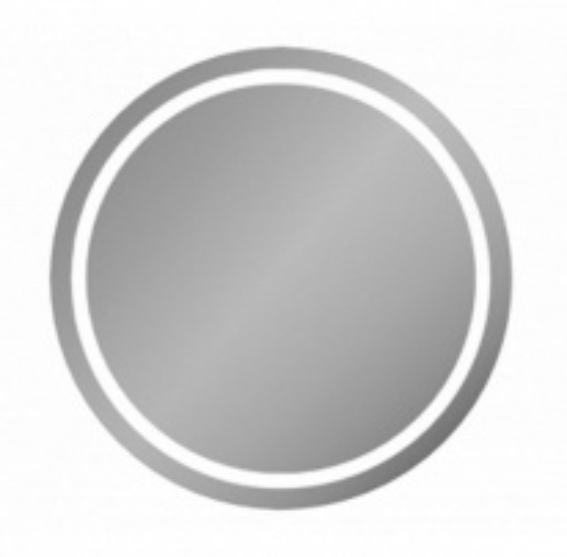 Зеркало Vitra D-Light 61275 80 см с подсветкой