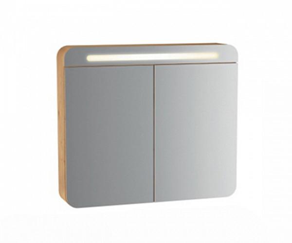 Зеркало-шкаф Vitra Sento 60896 80 см с подсветкой