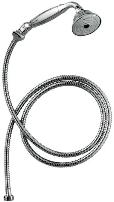 Душевой комплект Jacob Delafon Fairfax E75090 ручной душ и шланг