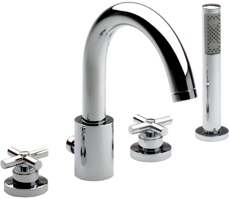 Смеситель Roca Loft 5A0943C00 для ванны и душа