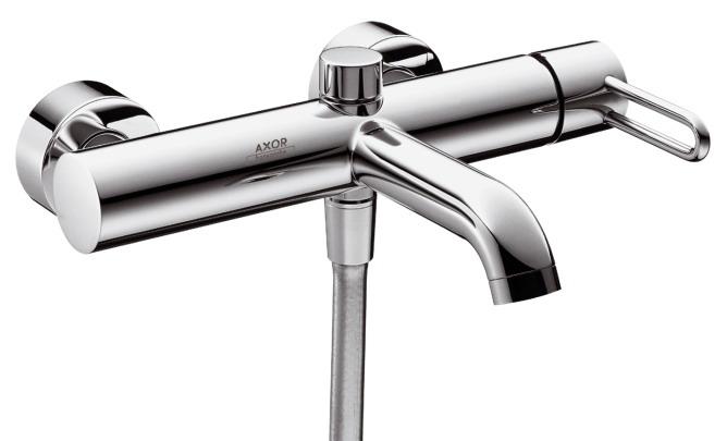 Смеситель Axor Uno 2 38420000 для ванны и душа