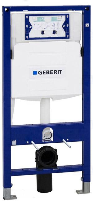 Инсталляция Geberit Duofix UP320 111.300.00.5 (111.300.00.1) для унитаза