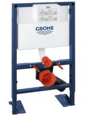 Монтажный блок Grohe Rapid SL 38587 для унитаза, 82 см, усиленная