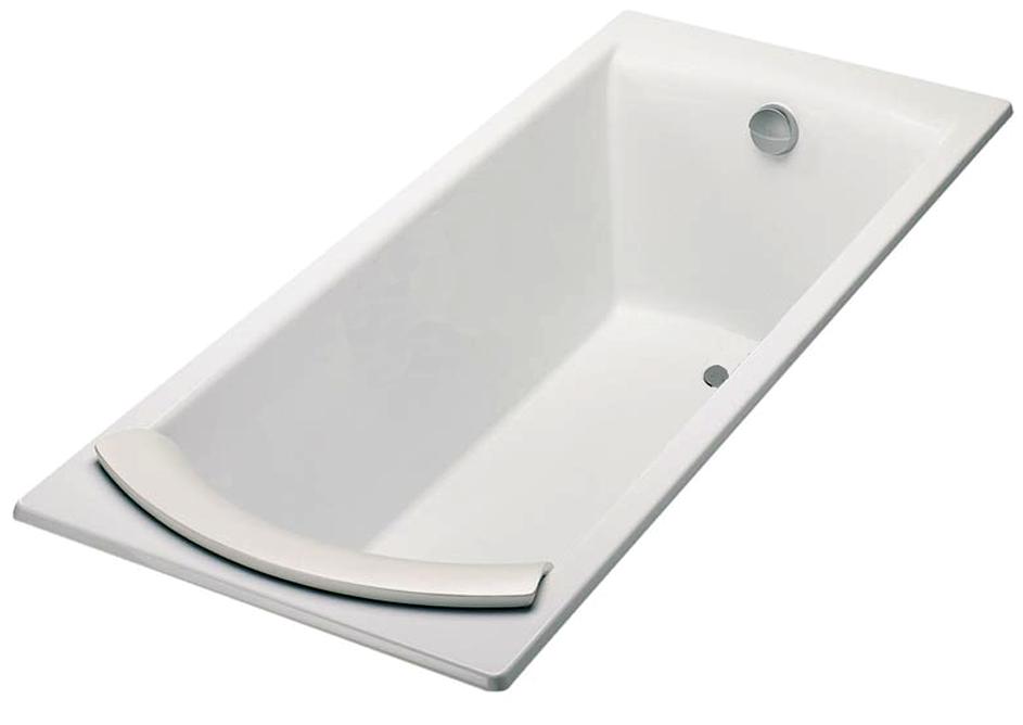 Ванна чугунная Jacob Delafon Biove E2930-00, 170*75 см, без ручек