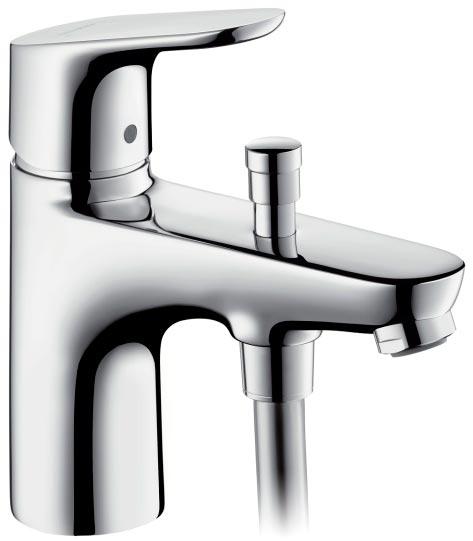 Смеситель Hansgrohe Focus E2 Monofrou 31930000 для ванны и душа