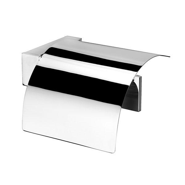 Держатель туалетной бумаги с крышкой Geesa Modern Art 3508-02