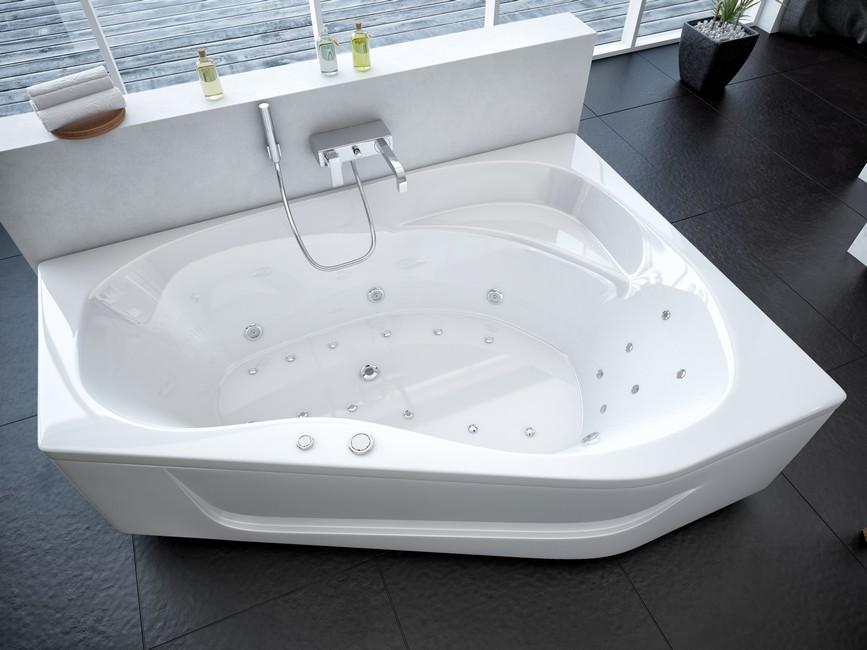 Ванна акриловая Aquatek Медея 170*95 см